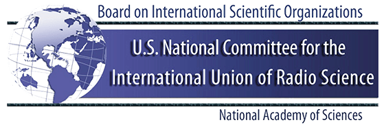 U.S. NATIONAL COMMITTEE FOR URSI